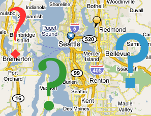 Seattle Real Estate Search Terms