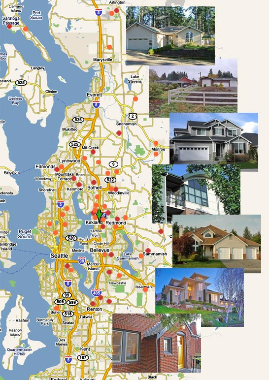 Seattle area neighborhoods and lifestyles