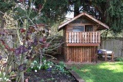 West Bellevue home for sale--swiss-chalet