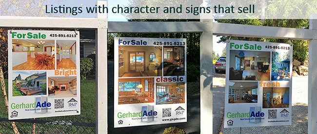Real Estate Signs that Sell