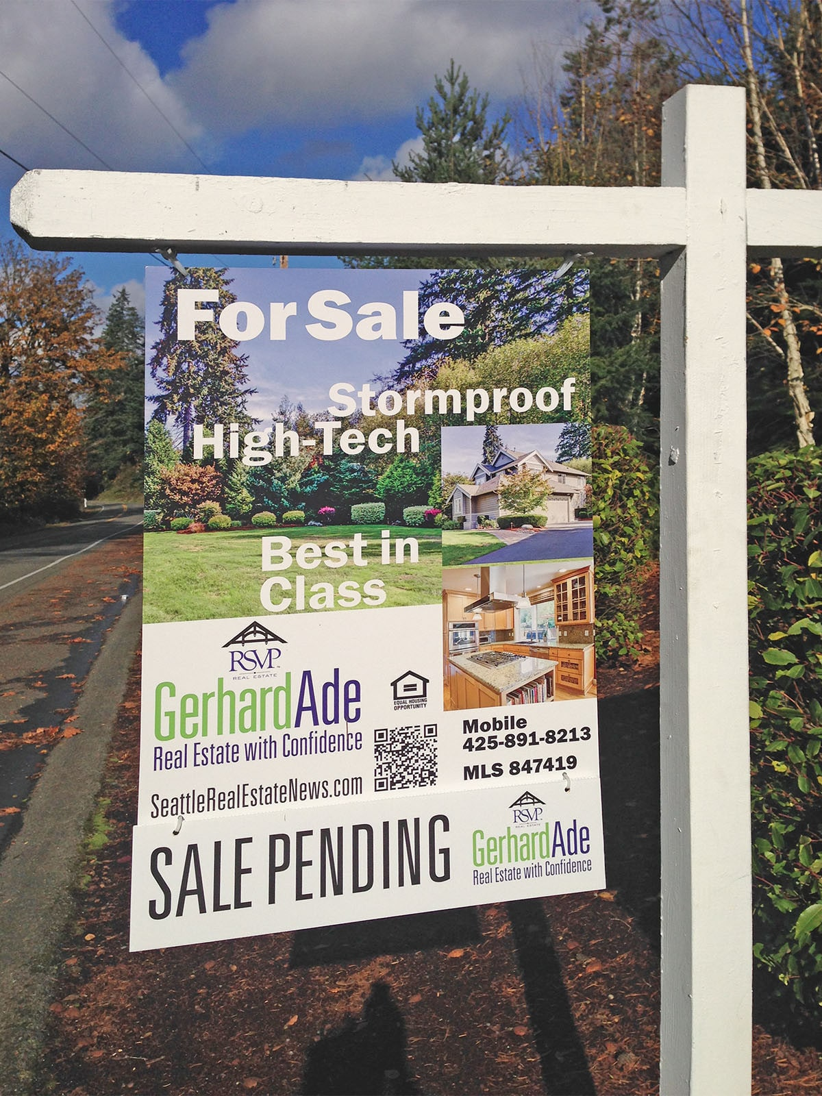 Snohomish home sold