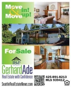Bellevue Meydenbauer Home For Sale Sign