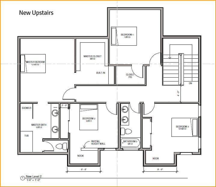 Bellevue Meydenbauer Home for Sale - second floor