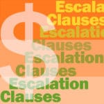 Escalation Clauses