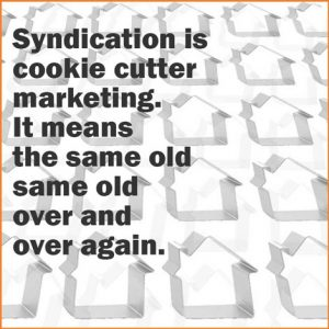 cookie cutter marketing