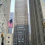 Rockefeller Plaza - The Year I Bought Jeff Bezoz Lunch