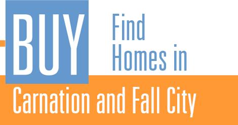 Find Carnation Homes