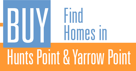 find Hunts Point homes