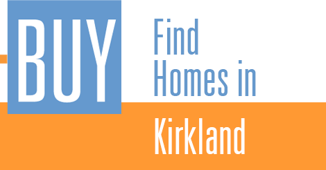 find Kirkland homes