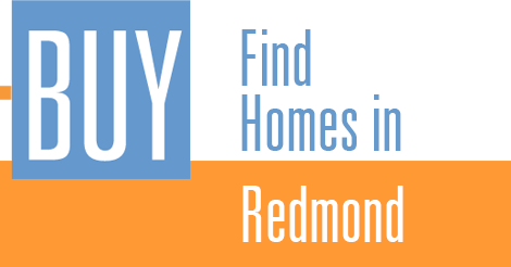 find Redmond homes