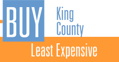 Least Expensive King County Homes