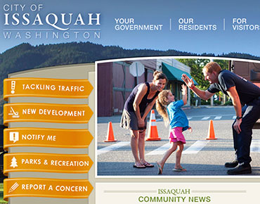 City of Issaquah Information
