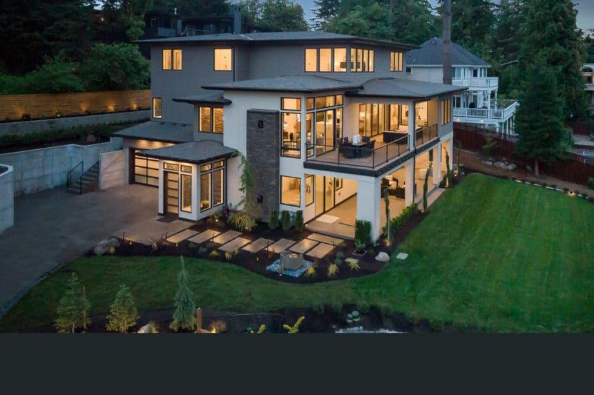 Bellevue Luxury Home