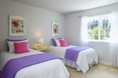 Redmond Ridge home sale upstairs bedroom
