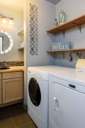 Monroe home sale utility room