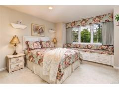 West Bellevue luxury home for sale large bedroom 2nd floor